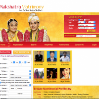 Matrimonial Website for Sale